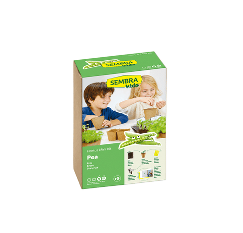 Traditional Garden Games Sembra Garden Pea Kit