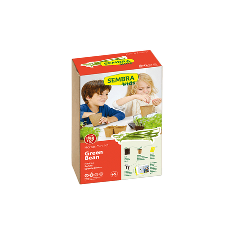 Traditional Garden Games Sembra Green Bean Kit