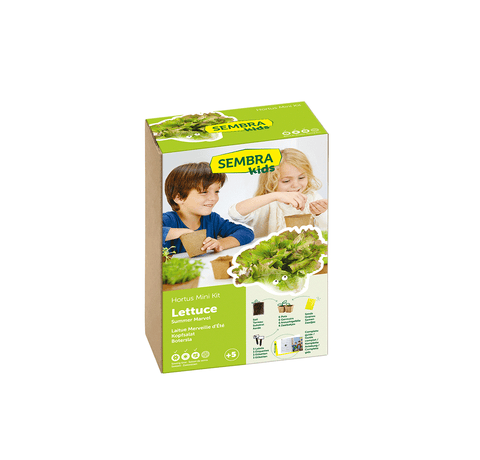Traditional Garden Games Sembra Lettuce Kit