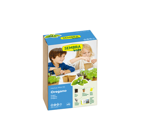 Traditional Garden Games Sembra Oregano Kit