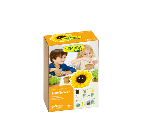 Traditional Garden Games Sembra Sunflower Kit