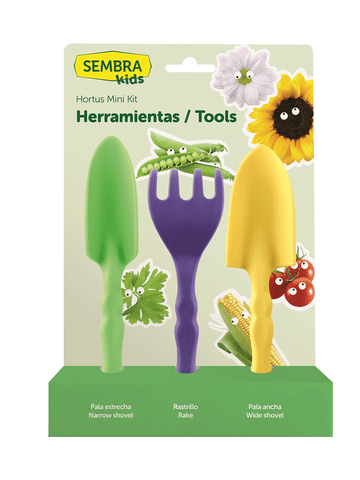 Traditional Garden Games Sembra Gardening Tools Set