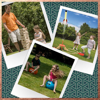 Christmas Special Value Gift Sets - Garden Tumbling Tower Set