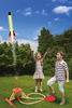 Traditional Garden Games Junior Pop Rocket