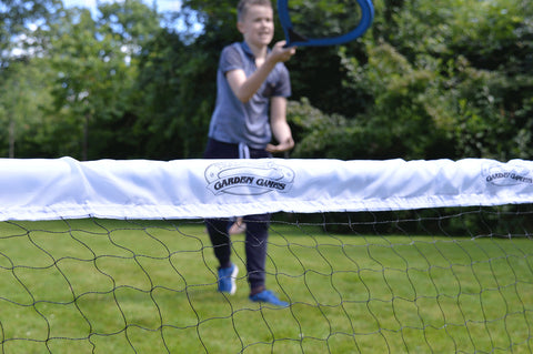 Traditional Garden Games Jumbo Tennis Set