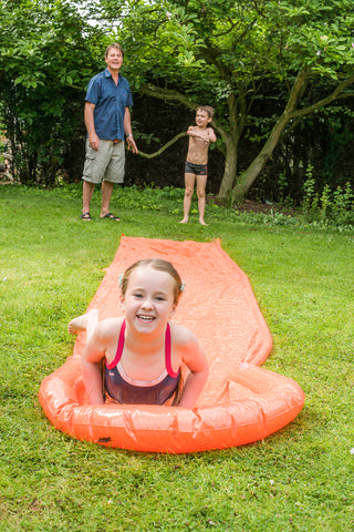 Traditional Garden Games Slip and Slide Water Slide