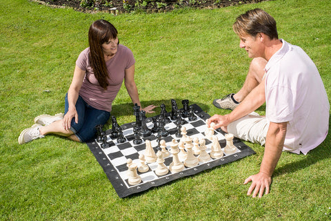 Traditional Garden Games Garden Chess
