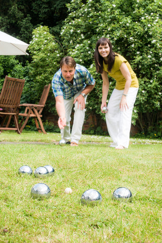Traditional Garden Games Boule