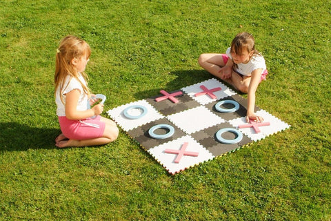 Traditional Garden Games 5 Big Games in One Set