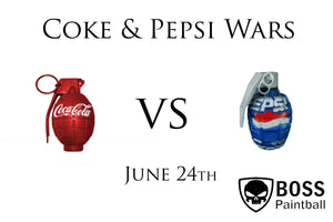 Coke VS Pepsi Wars