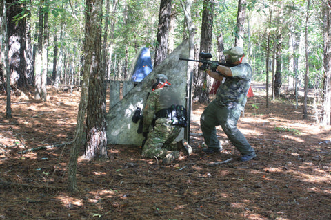 paintball scenario near charlotte nc