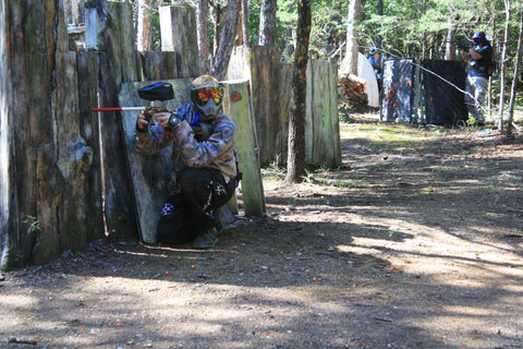 scenario paintball game near charlotte nc