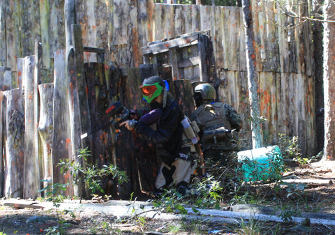 paintball fields in north carolina