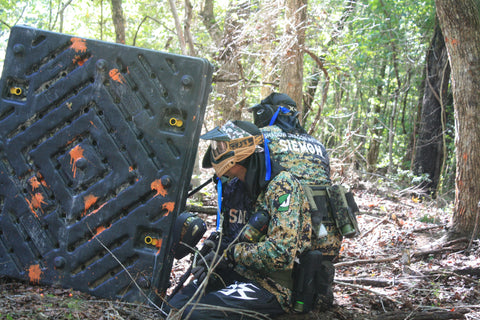 paintball scenario