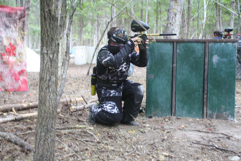 awesome paintball field in charlotte nc