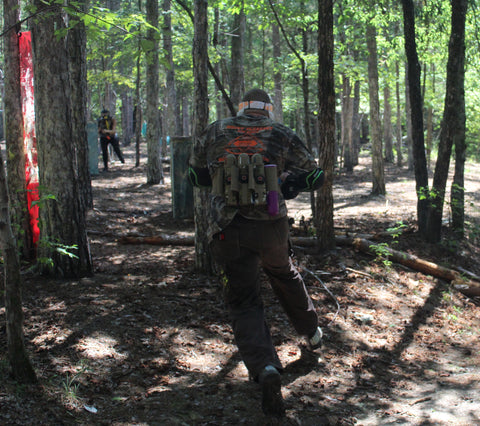 the best paintball field in albemarle nc