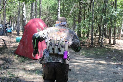 paintball field near concord nc