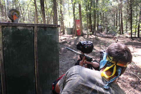 north carolina paintball