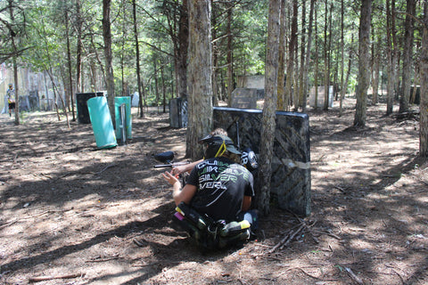paintball field in north carolina