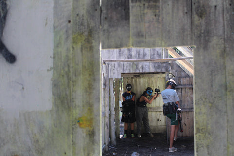 paintball in charlotte nc