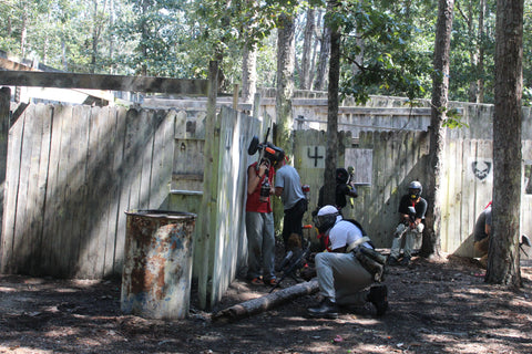 number one paintball field in charlotte nc