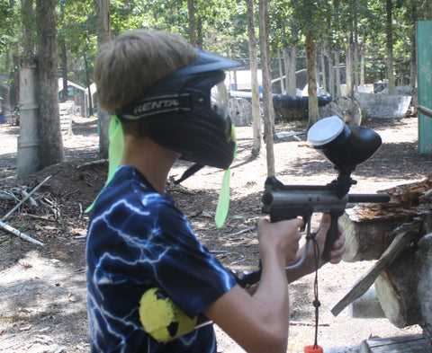 paintball fields for kids in charlotte nc