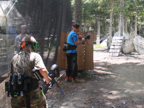 glory road paintball near charlotte nc