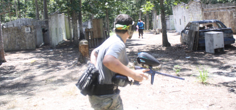 paintball field in oakboro nc boss paintball