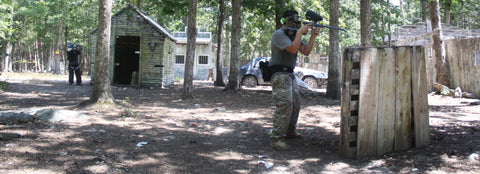 awesome paintball field in north carolina boss paintball
