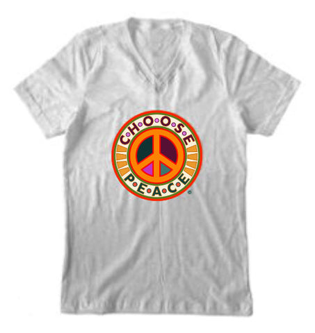 """CHOOSE PEACE"" V-NECK"