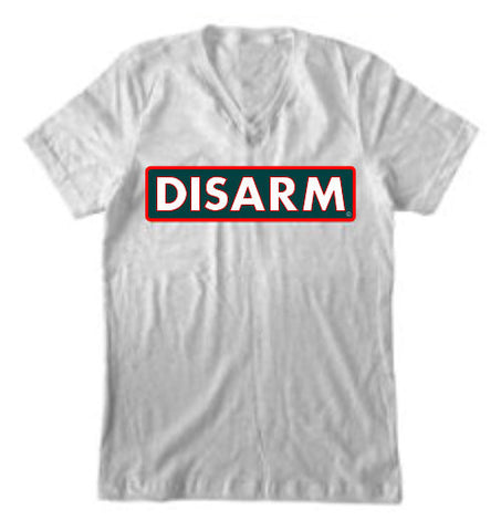 """DISARM"" V-NECK"