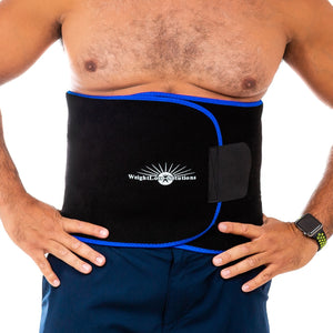 Large – Waist Trimmer Sauna Belt