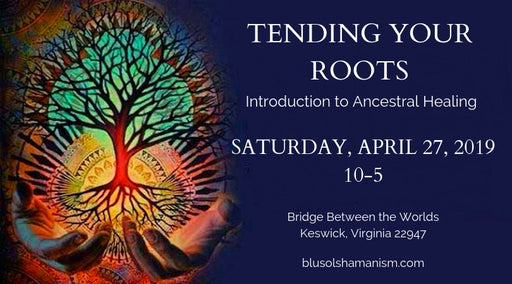 Work with Alana in April to Strengthen and Heal your Ancestral Relations! Virginia Workshop!