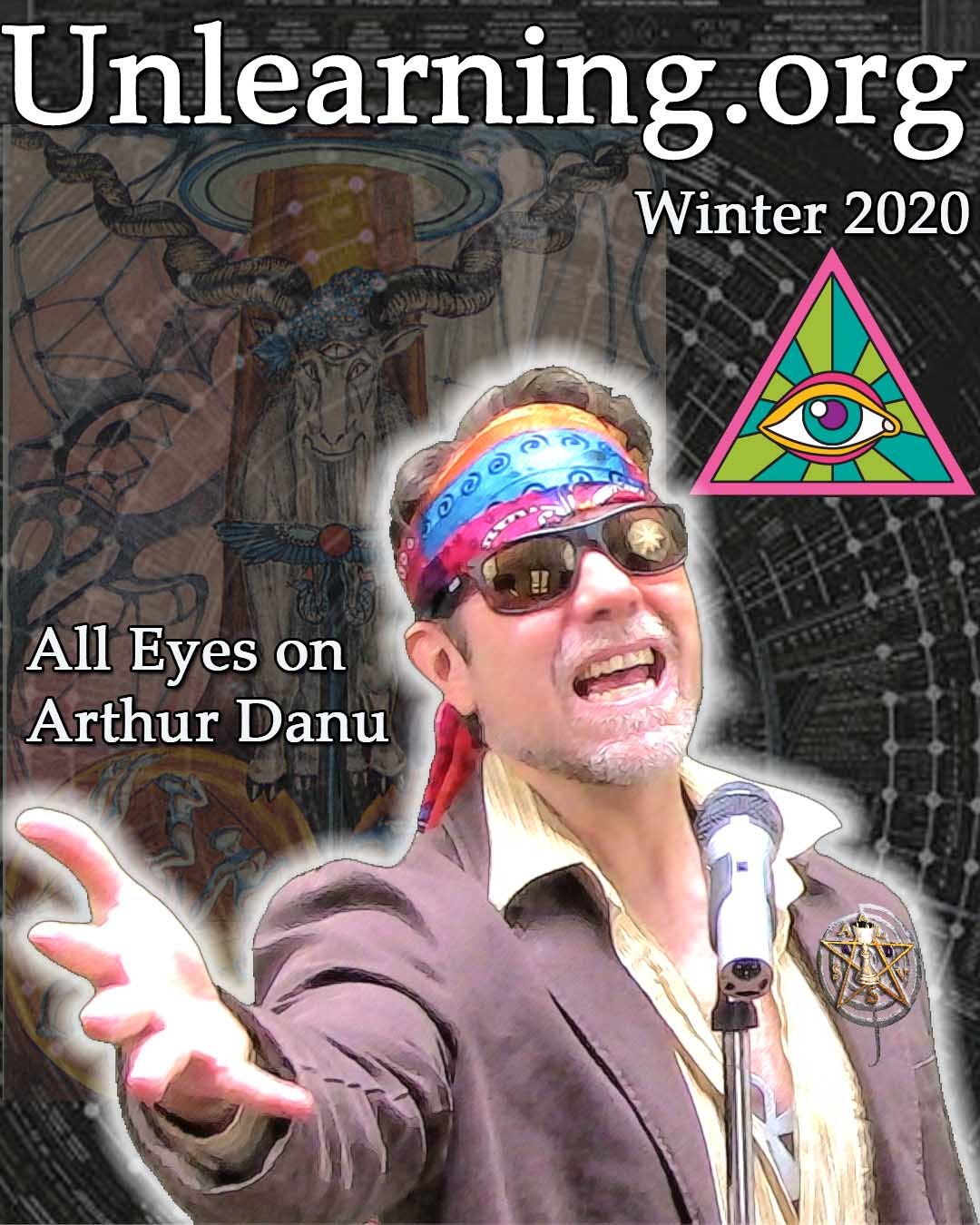 ALL EYES ON ARTHUR DANU