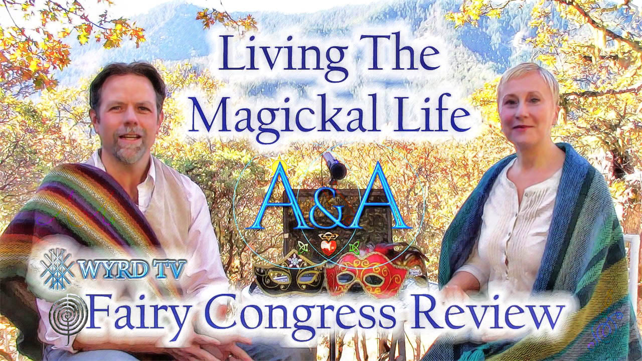 Alana and Arthur Review the 18th Fairy Congress at the Skalitude Retreat