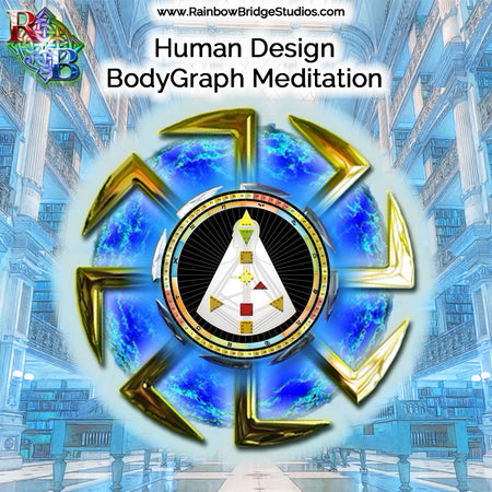 Human Design Bodygraph Meditation