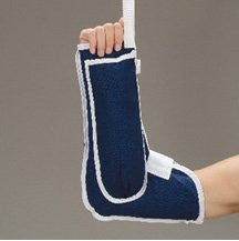 DeRoyal Hospital Grade Arm Elevator * Blue Canvas, 2 Ice Pockets, L * 1 Per EA STAT ™ Brand 8011-03 - Home Health Superstore