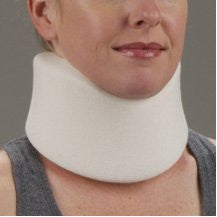 "DeRoyal Hospital Grade Cervical Collar, Lo-Contour * Med/Firm Foam 3""x13.5"" XS * 1 Per EA STAT ™ Brand 6303-01 - Home Health Superstore"