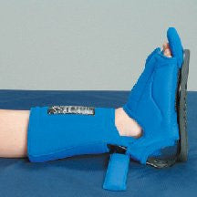 DeRoyal Hospital Grade Ankle Contracture Boot * Vel-Foam, w/ Sole, XS * 1 Per EA PatientCare ™ Brand 4301A - Home Health Superstore
