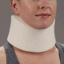 "DeRoyal Hospital Grade Cervical Collar * Soft Foam, 3.5""x25.5"", 6/cs,XL * 6 Per CA STAT ™ Brand 1018-05"