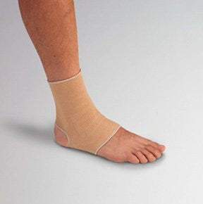DeRoyal Hospital Grade Ankle Support * Elastic, Open Heel, XL * 1 Per EA Three-D ™ Brand 4004-04 - Home Health Superstore