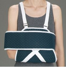 DeRoyal Hospital Grade Sling & Swathe * Teal Foam, Univ * 1 Per EA STAT ™ Brand 4442-00 - Home Health Superstore