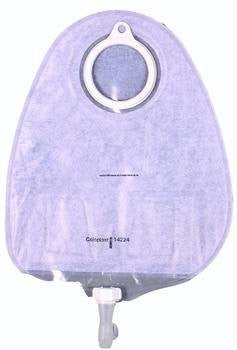 >Pch uro trn 2-pc 10.5in. Pouch Urostomy Transparent 2-Piece 10.5in