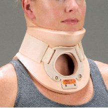 "DeRoyal Hospital Grade Cervical Collar, Philadelphia * w/ Trach, 1.75"", Fits 8-11"", S * 1 Per EA STAT ™ Brand 1023-00 - Home Health Superstore"