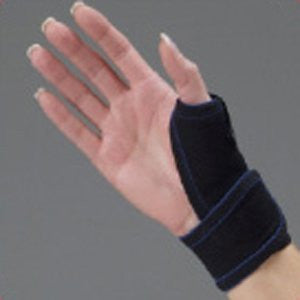 DeRoyal Hospital Grade Thumb Splint, Thermoform * Short, Left, XS * 1 Per EA LMB ™ Brand 359XSL - Home Health Superstore