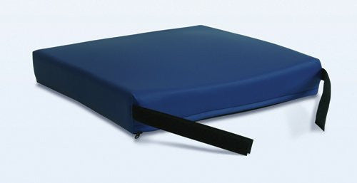 "Gel/Foam Wheelchair Cushion 22"" x 18"" x 2-1/2"""