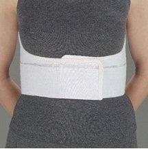 "DeRoyal Hospital Grade Rib Belt, 6"" * 2-Panel, Male, Univ * 1 Per EA STAT ™ Brand 13780300 - Home Health Superstore"
