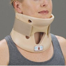 "DeRoyal Hospital Grade Cervical Collar, Definitive * 2.25"", L * 1 Per EA STAT ™ Brand 1024-53"