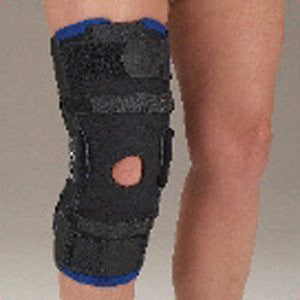 DeRoyal Hospital Grade Knee Brace, Hypercontrol * Wrap Around, XL * 1 Per EA Three-D ™ Brand 14910008