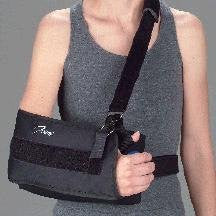 DeRoyal Hospital Grade Shoulder P.A.D. * Pillow Abduction Device, M * 1 Per EA Three-D ™ Brand 11640006 - Home Health Superstore